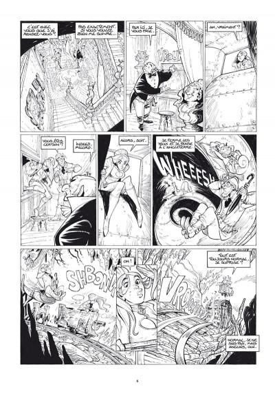 Page 4 Ekhö - monde miroir tome 7 - édition n&b