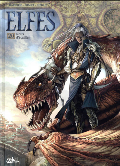 Couverture Elfes tome 20
