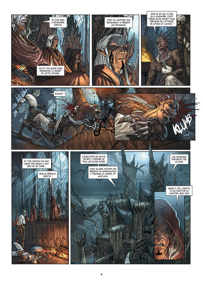 Page 2 Elfes tome 20