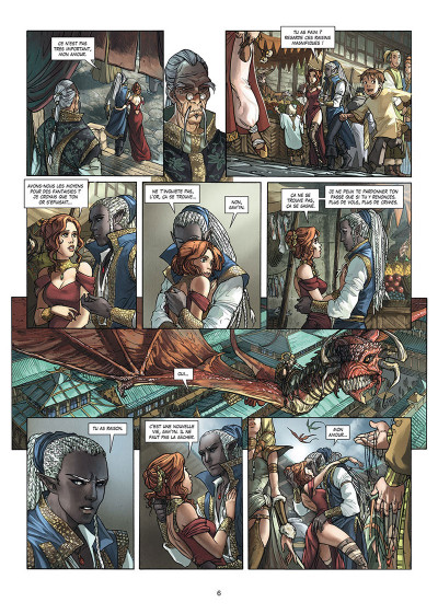 Page 4 Elfes tome 20
