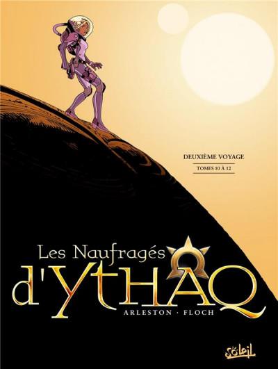 Couverture Les naufragés d'Ythaq - intégrale tome 4