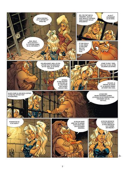 Page 3 Atalante tome 10 - les hordes de Sargon