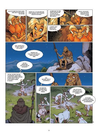 Page 4 Atalante tome 10 - les hordes de Sargon