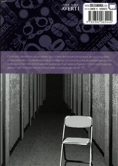 Dos Prison school tome 15