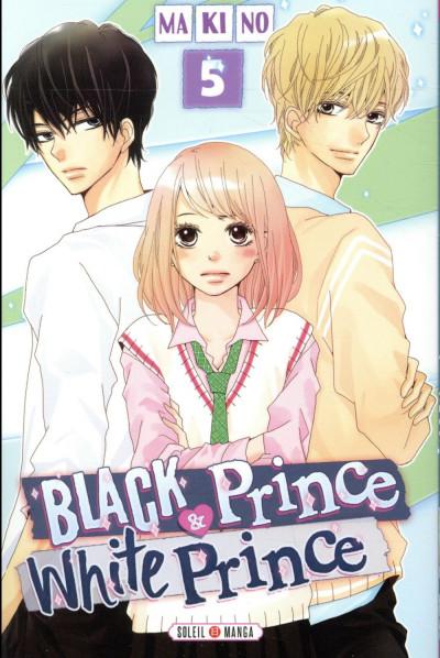 Couverture Black prince & white prince tome 5