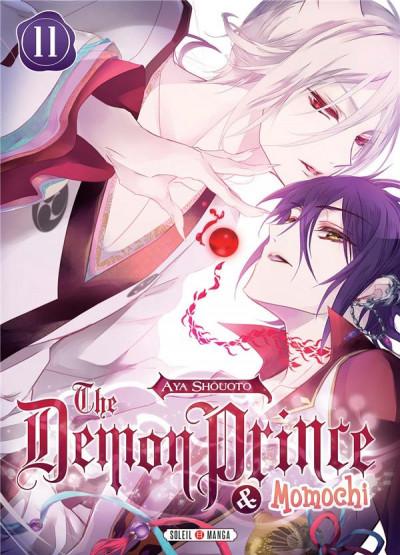 Couverture The demon prince & Momochi tome 11