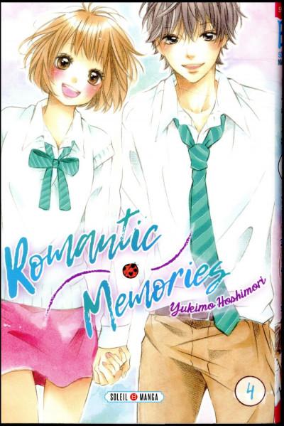 Couverture Romantic memories tome 4