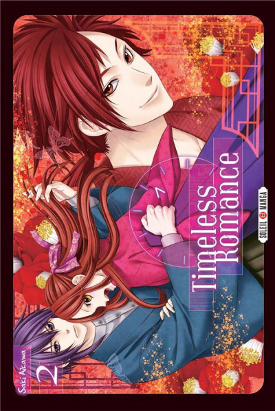 Couverture Timeless romance tome 2