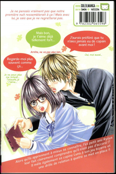 Dos Crush on you tome 2
