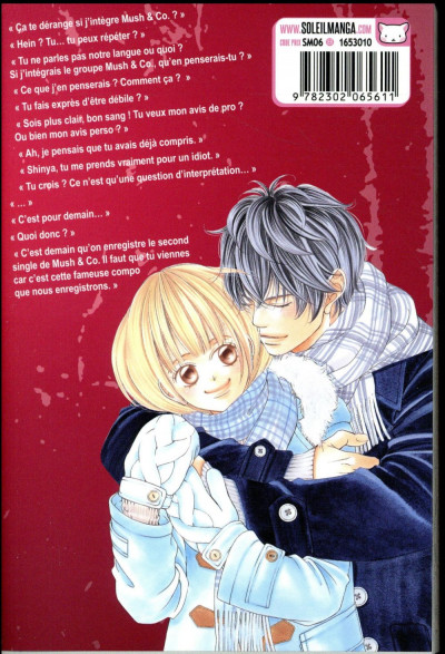Dos Lovely love lie tome 19