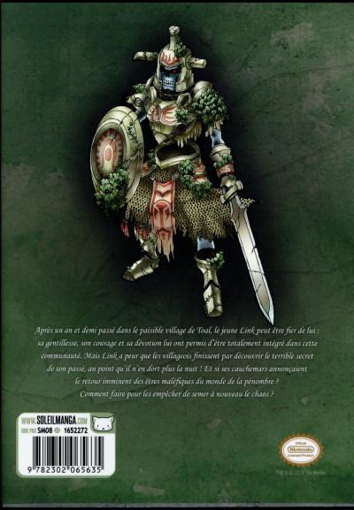 Dos The legend of Zelda - twilight princess tome 3