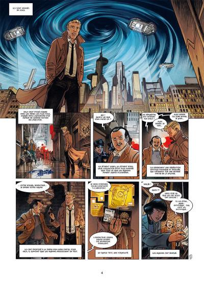 Page 2 Fédération tome 1
