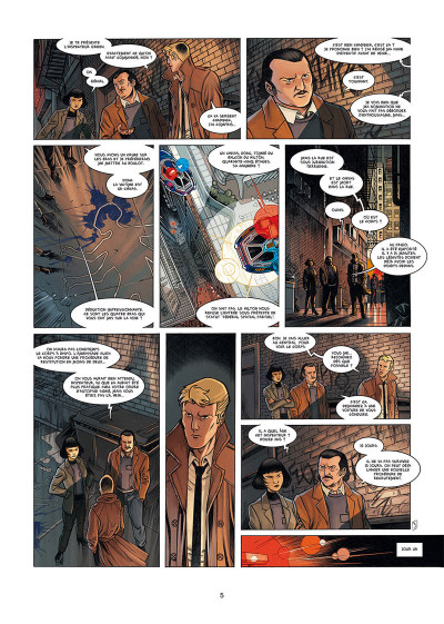 Page 3 Fédération tome 1