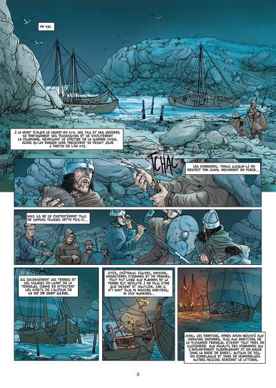 Page 1 Breizh - Histoire de la Bretagne tome 4