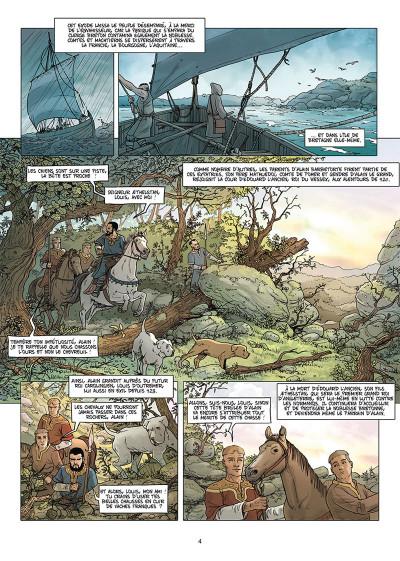 Page 2 Breizh - Histoire de la Bretagne tome 4