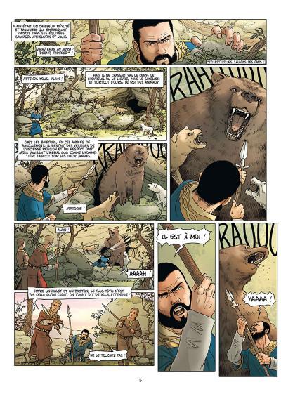 Page 3 Breizh - Histoire de la Bretagne tome 4