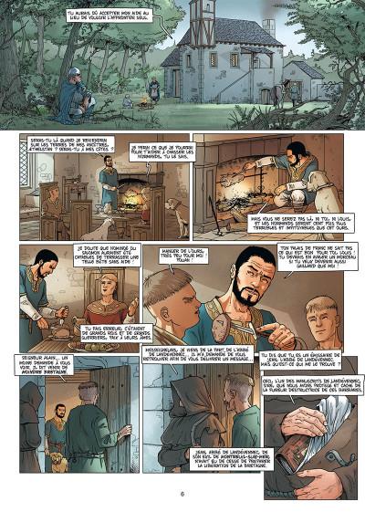 Page 4 Breizh - Histoire de la Bretagne tome 4