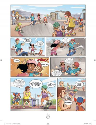 Page 1 Il était une fois la vie tome 3