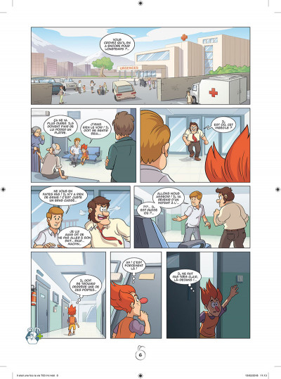 Page 4 Il était une fois la vie tome 3