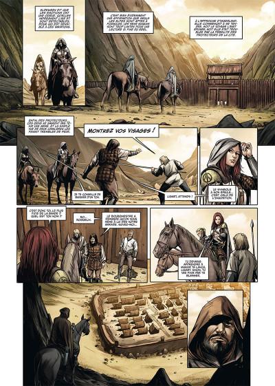 Page 1 Les maîtres inquisiteurs tome 8