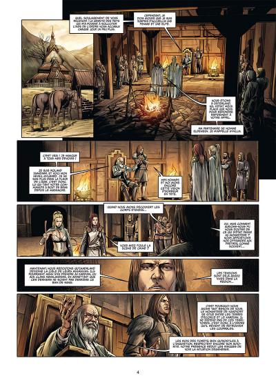 Page 2 Les maîtres inquisiteurs tome 8