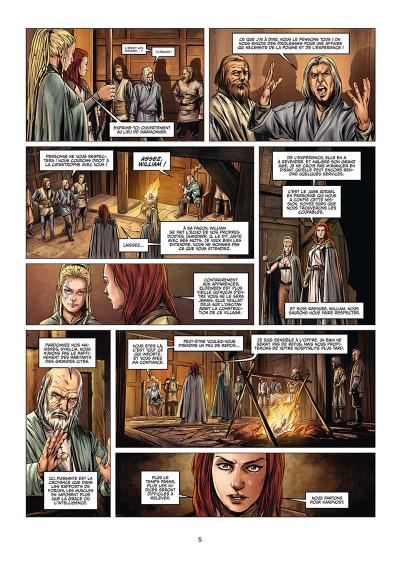 Page 3 Les maîtres inquisiteurs tome 8