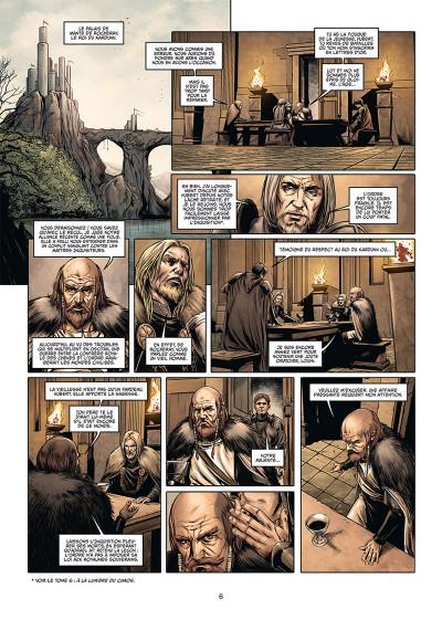 Page 4 Les maîtres inquisiteurs tome 8