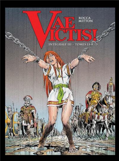 Couverture Vae victis - intégrale tome 3