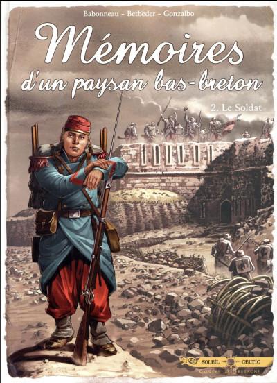 Couverture Mémoires d'un paysan bas-breton tome 2