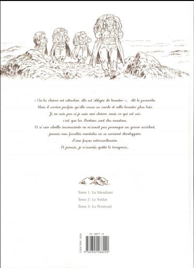 Dos Mémoires d'un paysan bas-breton tome 2