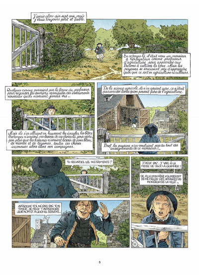 Page 3 Mémoires d'un paysan bas-breton tome 2