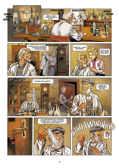 Page 1 Rouletabille tome 1
