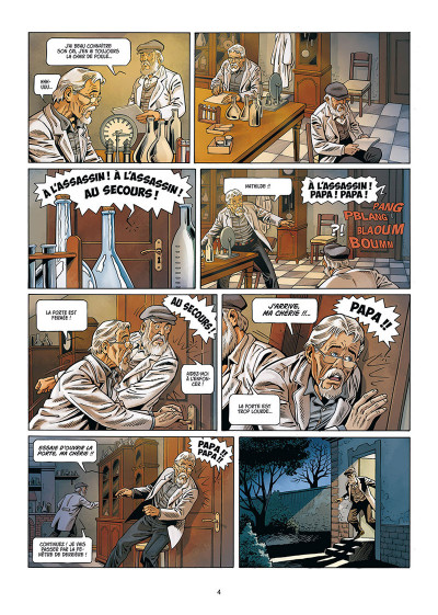 Page 2 Rouletabille tome 1