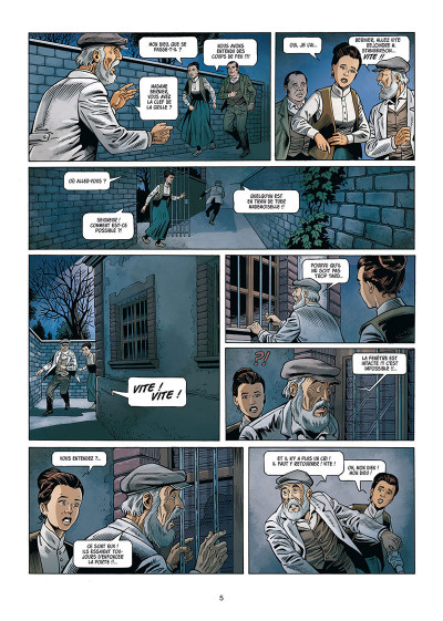 Page 3 Rouletabille tome 1