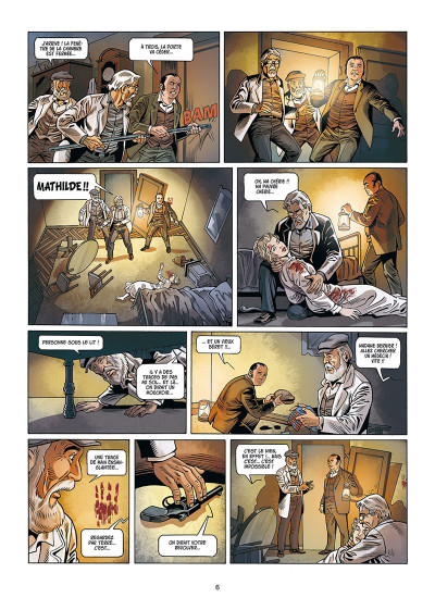 Page 4 Rouletabille tome 1