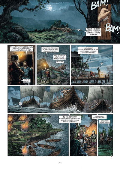 Page 1 Merlin tome 13