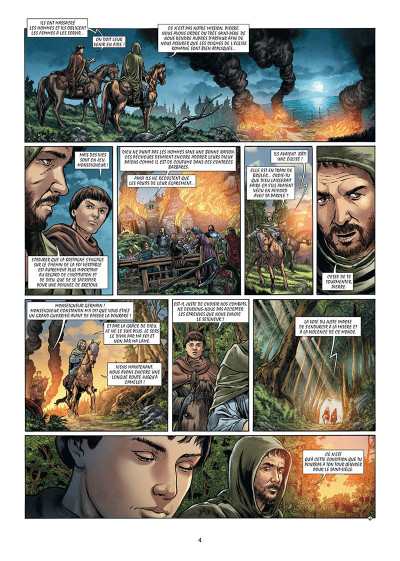 Page 2 Merlin tome 13