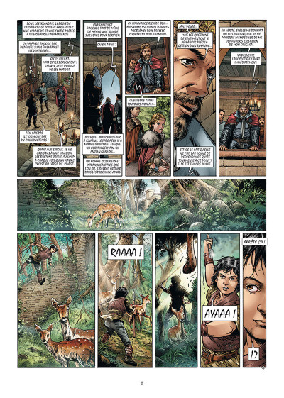 Page 4 Merlin tome 13