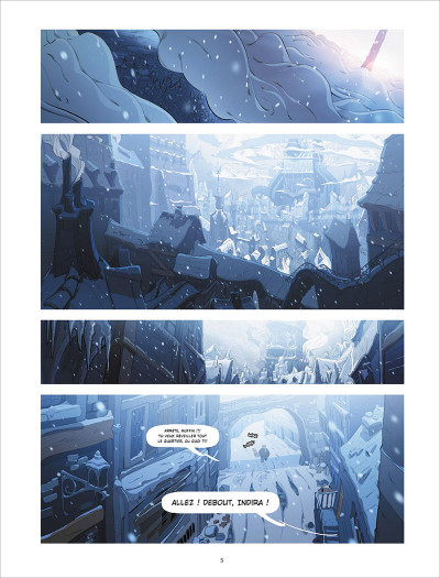Page 1 Dreams factory tome 1