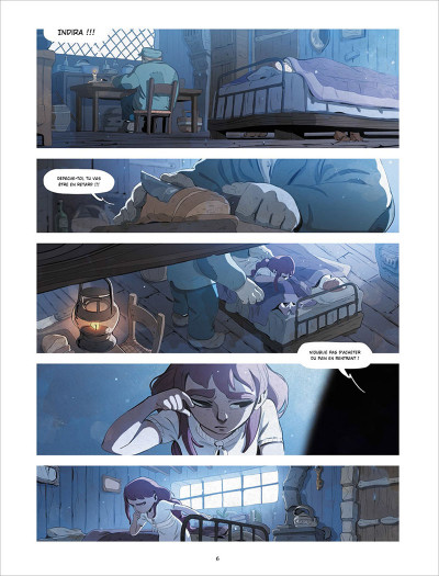 Page 2 Dreams factory tome 1