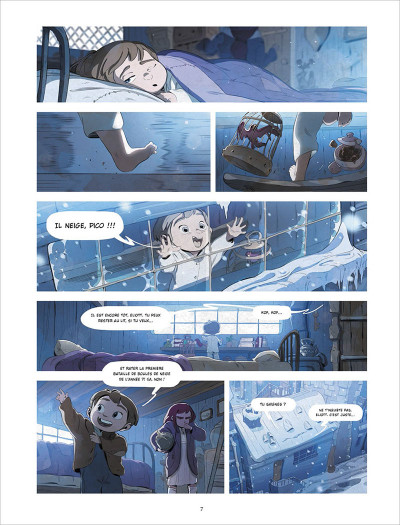 Page 3 Dreams factory tome 1