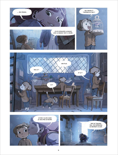 Page 4 Dreams factory tome 1