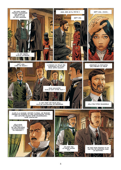 Page 3 Badlands tome 3