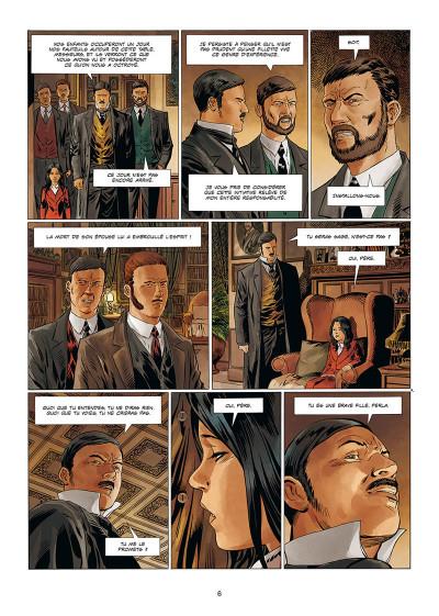 Page 4 Badlands tome 3