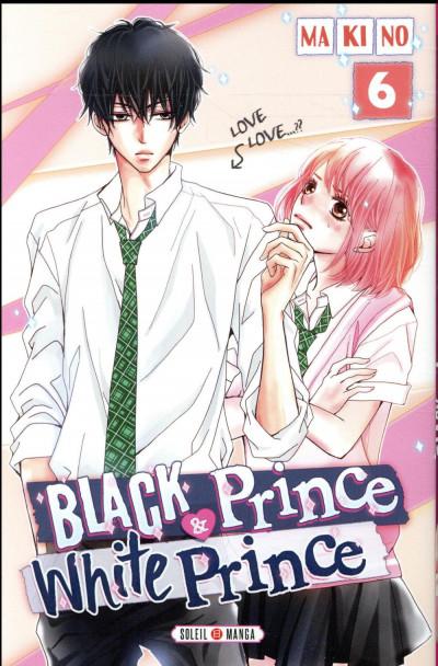 Couverture Black prince & white prince tome 6
