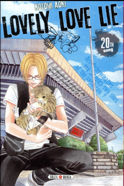 Couverture Lovely love lie tome 20