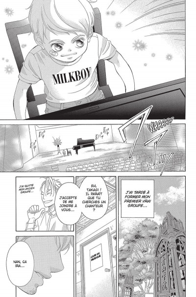 Page 7 Lovely love lie tome 20