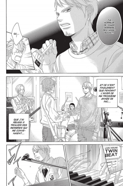 Page 8 Lovely love lie tome 20