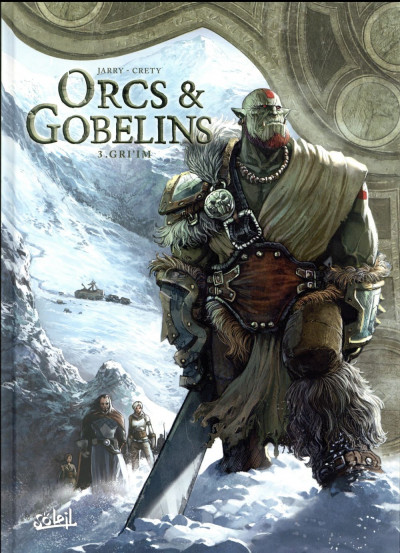 Couverture Orcs & gobelins tome 3