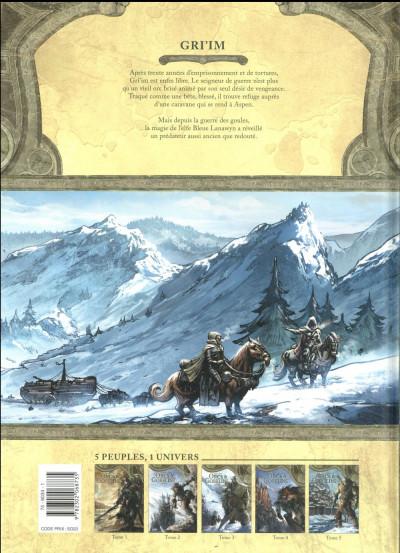 Dos Orcs & gobelins tome 3